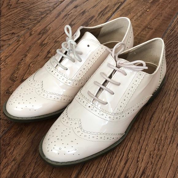 a60f07f08b38 ASOS Shoes   Peach Oxfords   Poshmark